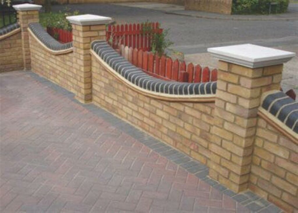 Walling in Croydon