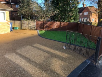 Resin Bound in Croydon