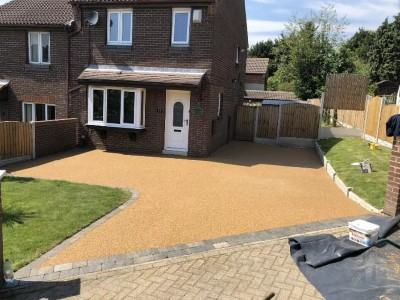 Extending the Driveway